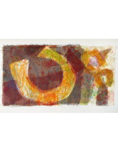 textile artwork Slow Chronical £600